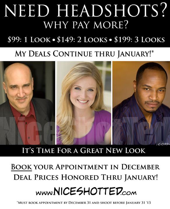 Dec '12 Deals