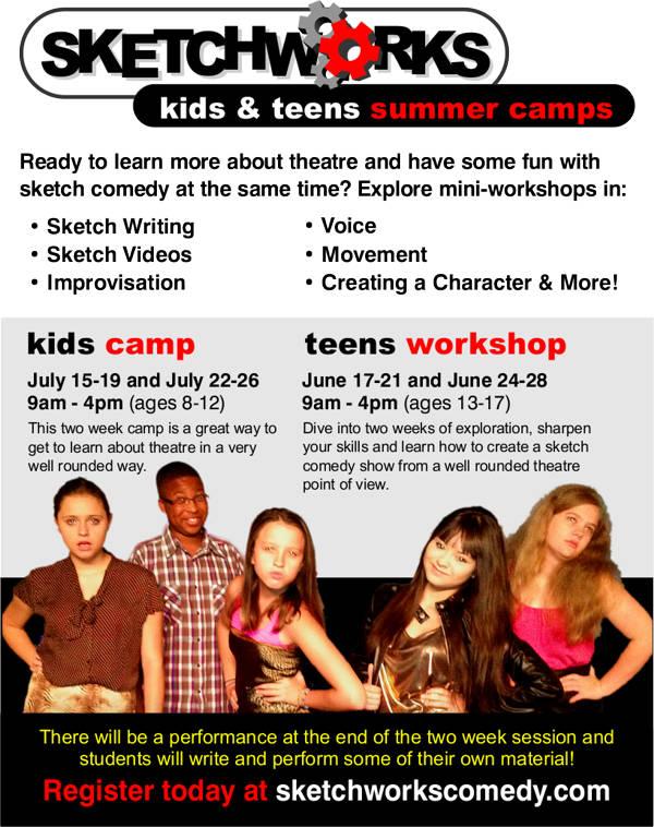 Sketchworks Camps
